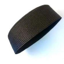 Vintage Style Black Pill Box Hat